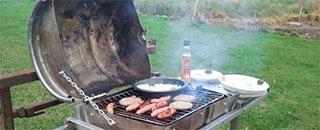 Как сделать барбекюшницу
