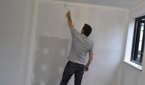 Подготовка гипсокартонной стены