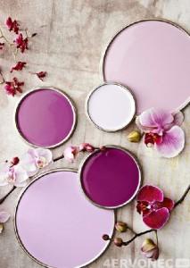 Выбор краски для градиента
