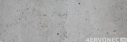 Внешний вид бетонного покрытия без отделки