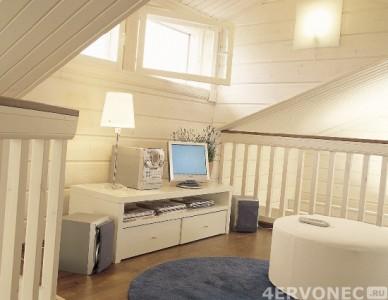 Фото отделки дома в стиле модерн