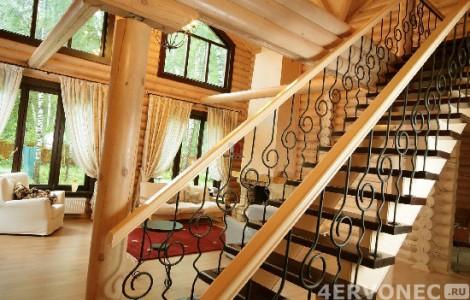 Фото внутренней отделки дома в скандинавском стиле