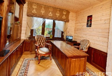 Фото кабинета в классическом стиле
