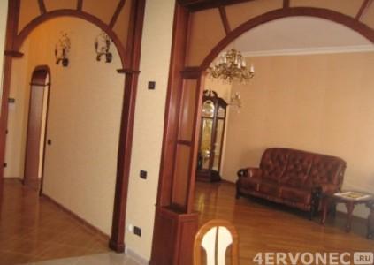 Секционные арки в доме