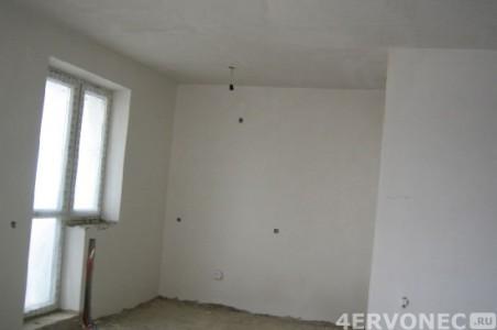Стены, готовые к окрашиванию
