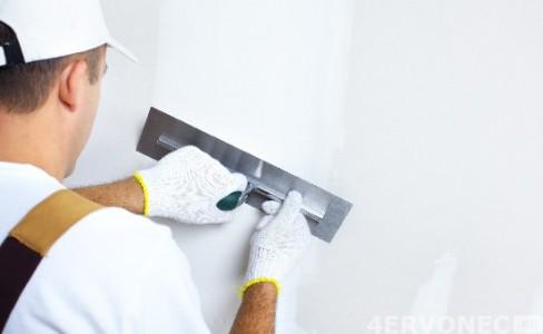 Подготовка стен к текстурной краске