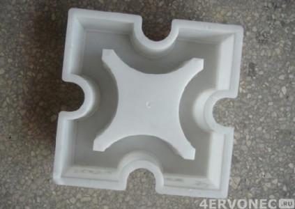 Типовая пластиковая форма