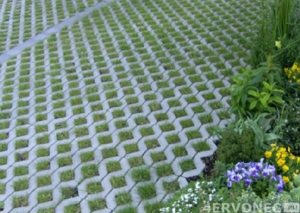 Виды тротуарной плитки - фото