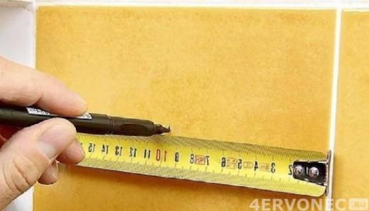 Вычисление точного количества плитки
