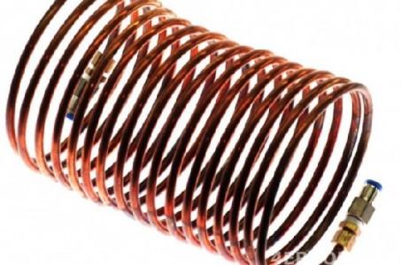 спираль для индуктора
