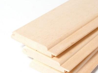 Древесина из липы – лучший материал для бань